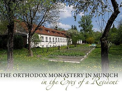 The Monastery of St. Job of Pochaev, Munich. Photo Essay