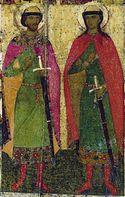 О времени сложения служб и датировке житий святых Бориса и Глеба