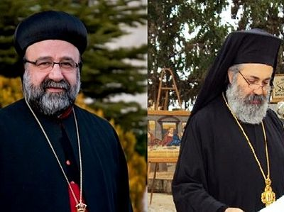 Похищенные в Сирии митрополиты, возможно, содержатся в Турции