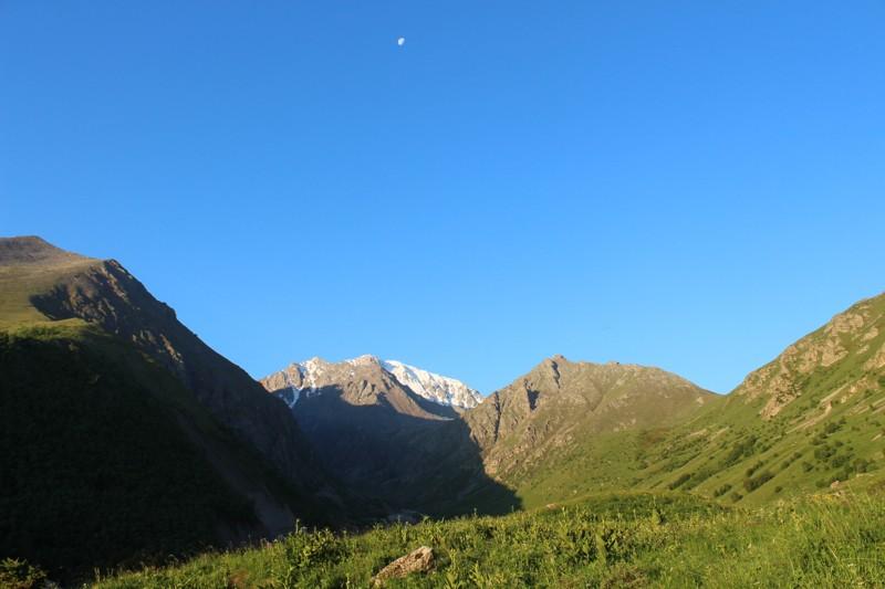 «Утро в горах напоминает творение мира»