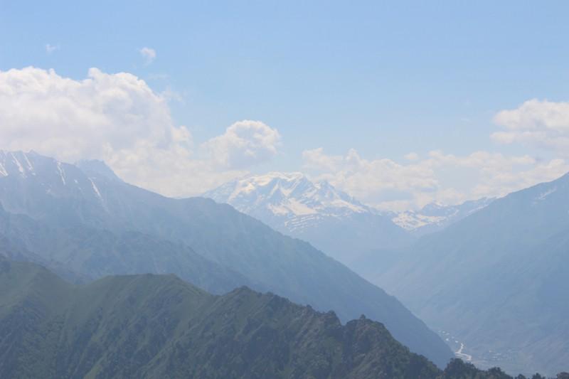 Выше в горы – ближе к Богу