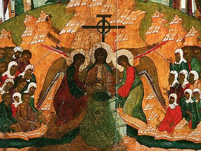 On the Dormition Fast, and the Cross of Christ