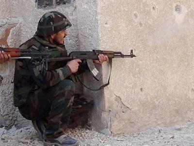 В Сирии атакован православный монастырь