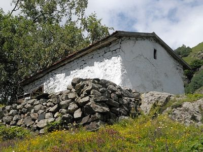 The Chapel that kept the Mozdok Icon of the Mother of God desecrated in Ossetia