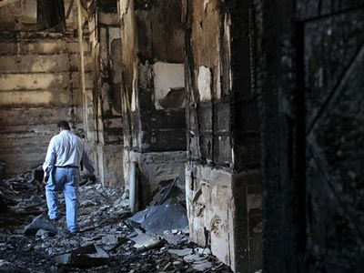 Egypt Minya: schools, churches and orphanages burnt to erase all traces of a Christian presence - Asia News