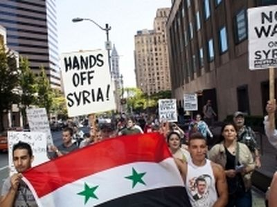 Opposition Grows to Obama's Planned Attack on Syria
