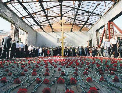 Victims of Beslan commemorated in Paris