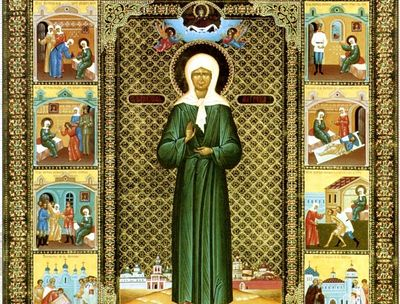 Museum of St Matrona of Moscow to be founded at the saint's birthplace