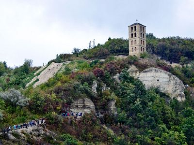 1000th anniversary of the Cliff Monastery celebrated in the Ukraine