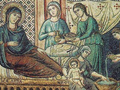 Похвальное слово на Рождество Богородицы