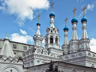 Храмы Рождества Пресвятой Богородицы