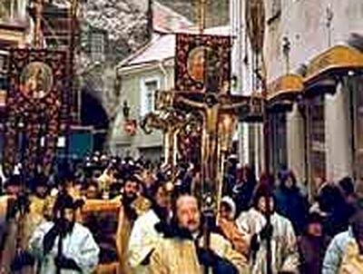 Православная Церковь в Эстонии в конце XX века