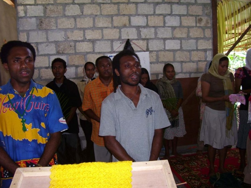 Orthodox Papuans