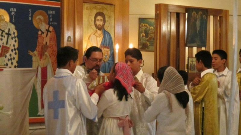 Orthodox Christians in Guatemala