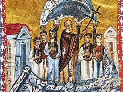 О Воздвижении, толерантности и Юлиане Отступнике
