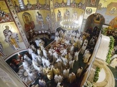 The All-Orthodox Celebrations of the 1,700 th Anniversary of the Edict of Milan