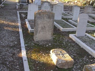 Attack on Jerusalem graves unnerves Christians