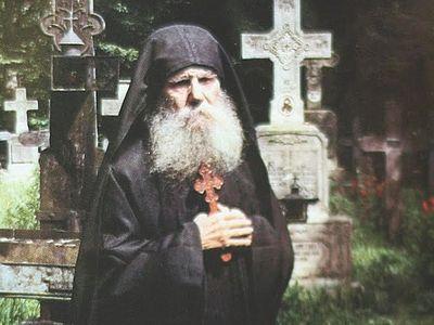 Старец Паисий Пустынник, духовник старца Клеопы