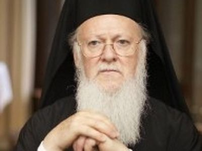 Ecumenism one focus of Orthodox patriarch's visit