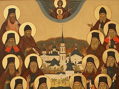 The Optina Elders and their Sayings