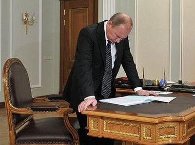 Путин подписал закон о возмещении ущерба, причиненного террористами