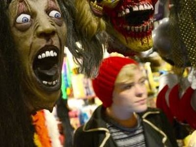 Halloween The Latest Threat To Russia's Orthodox Values