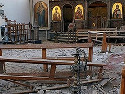 Horrific Violence Against Christians in Egypt and Syria Caught on Video