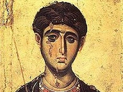 Great Martyr Demetrios of Thessalonka