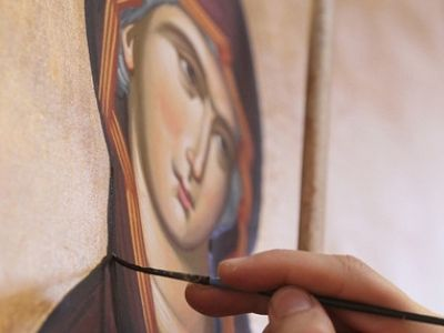 Sacred icons to be blessed at St. Demetrius Serbian Orthodox Church