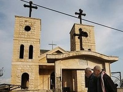 Why Won't the West Defend Middle Eastern Christians?