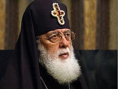 Патриарх Илия II: Мы должны помолиться, чтобы Господь дал новой власти мудрость и доброе сердце