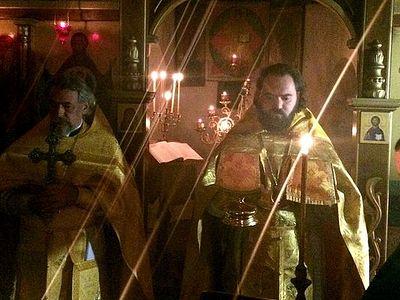 В самом древнем действуюшем храме России служат по афонскому уставу