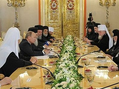 Commentary: Orthodox bishops chafe at Christian persecution in the Middle East