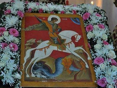 Впервые за 500 лет архиерейское богослужение совершено в древнем храме на Северном Кавказе