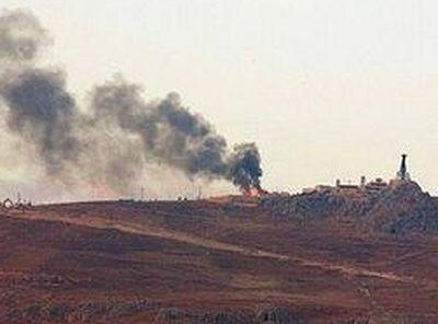 В Сирии обстрелян православный монастырь Херувимов