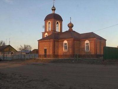 Из храма в Западном Казахстане украли крест XVIII века