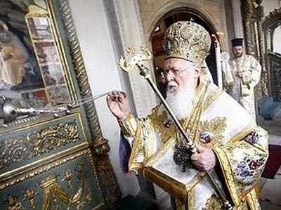 Константинопольская Церковь: Патриарх Варфоломей не имеет ничего общего с масонами