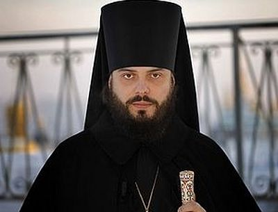 Bishop Philaret of Lvov, Ukraine: