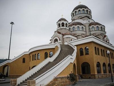 В сочинском храме, построенном к Олимпиаде, первая служба пройдет на Рождество Христово