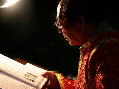 Из буддизма в Православие