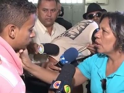 Brazilian Mother faces her son's murderer in prison and forgives him
