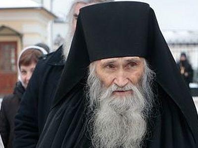 Схиархимандрит Илий Ноздрин  ПравославиеRu
