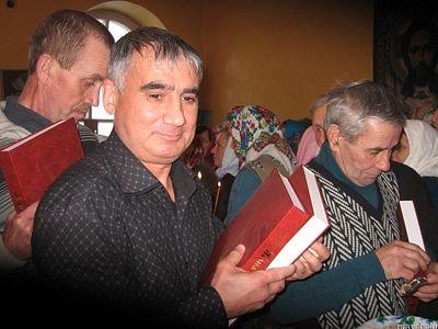 Кряшены Татарстана просят заступничества у Патриарха Кирилла