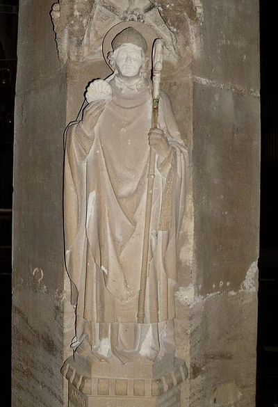 Holy Hierarch Birinus, Bishop of Dorchester-on-Thames and Apostle of Wessex