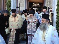 Митрополит Этолийский Косма призвал греческий народ к исповедничеству Христа