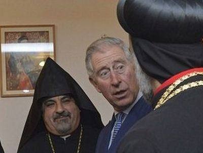 Christians persecuted by Islamists, says Prince Charles