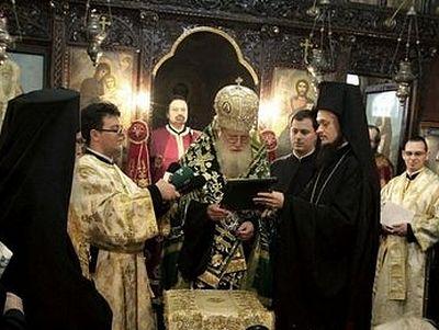 В Болгарии состоялись выборы Варненского и Великопреславского митрополита