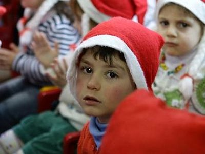 A grim Christmas for those driven from Syria's Maalula