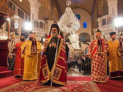 Рождественское послание Патриарха Антиохии: «Мы восходим на жертвенник»