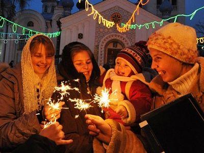 Как христианину не потеряться среди новогодней суеты